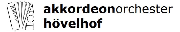 Logo Akkordeonorchester Hövelhof