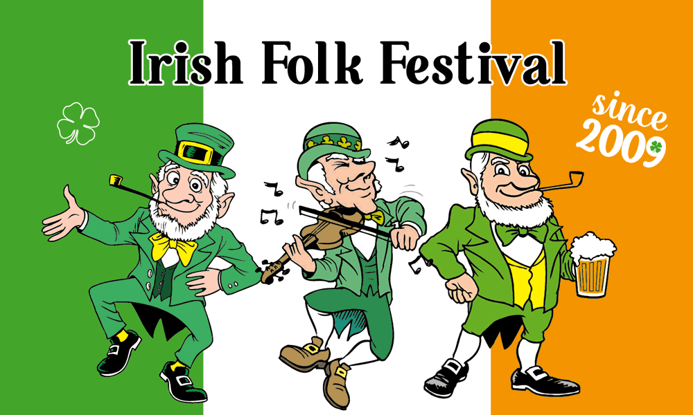 Irish Folk Festival vom Sennekult in Hövelhof