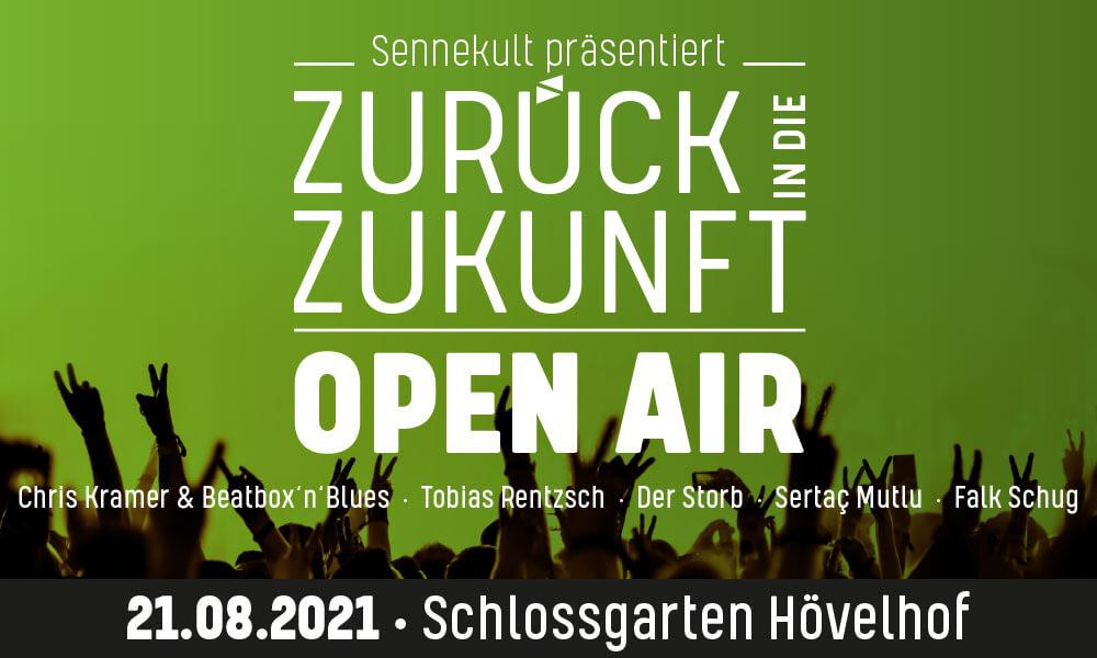 Zurück in die Zukunft OPEN AIR Hövelhof